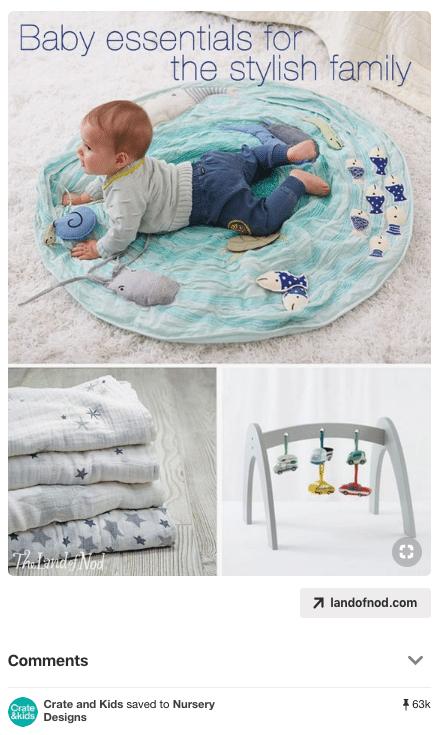 Pin: Baby essentials