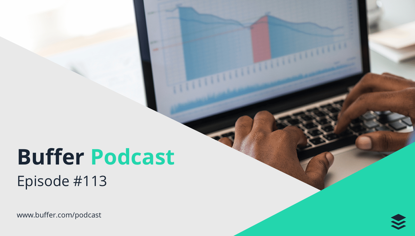 Buffer Podcast Episode 113 Show Notes