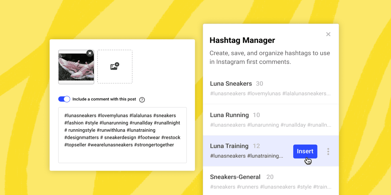 instagram hashtag analytics free tool to analyze instagram hashtags Announcing Hashtag Manager A New Tool To Help You Save And Organize Hashtags For Instagram