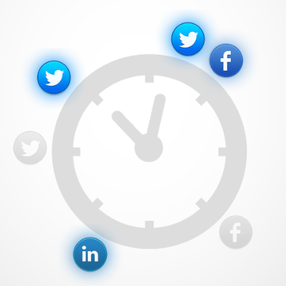 A Scientific Guide to Posting Tweets, Facebook Posts, Emails, and Blog Posts at the Best Time