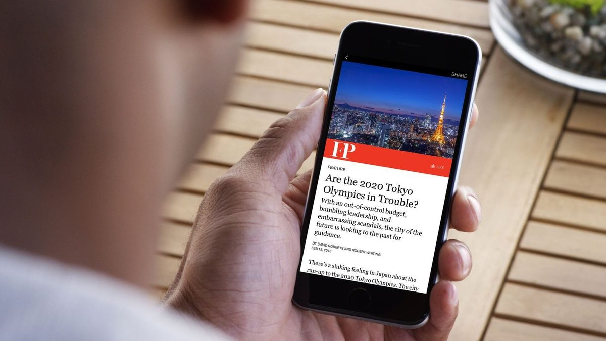 How to Start Creating Facebook Instant Articles for Your Blog: Facebook and WordPress Team Up