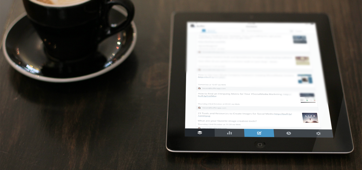 An Inside Look at the New Buffer for iPhone And iPad