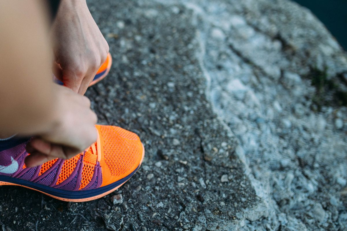 My 30-Day Challenge of Ten Thousand Steps (Or Why I Jogged in Place at a Bar)