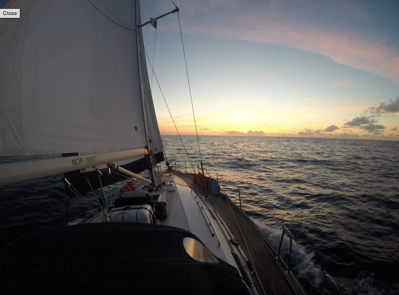 My Month Without the Internet: Why I Sailed Across the Atlantic in Search of Disconnected Time