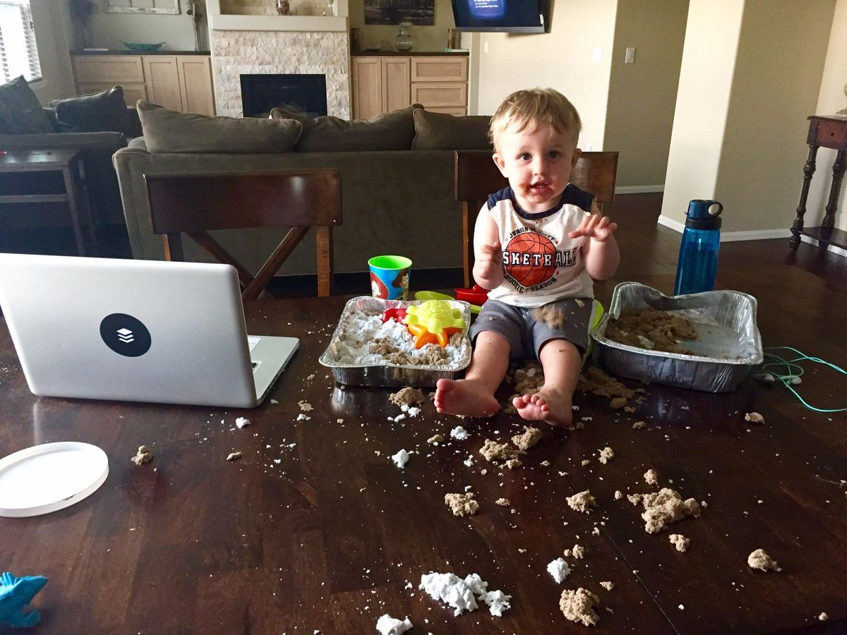 Working From Home with Kids: 21 Tips From Our Remote Team