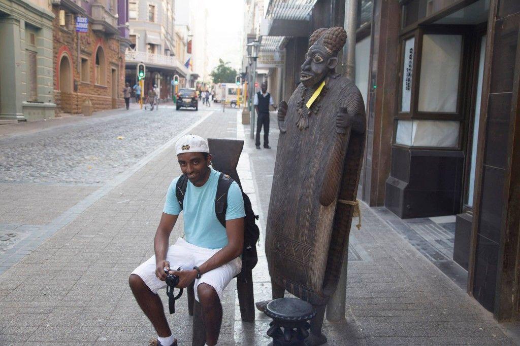 Sunil Cape Town