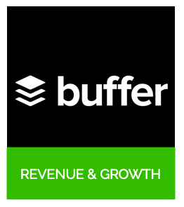 Buffer monthly revenue and growth