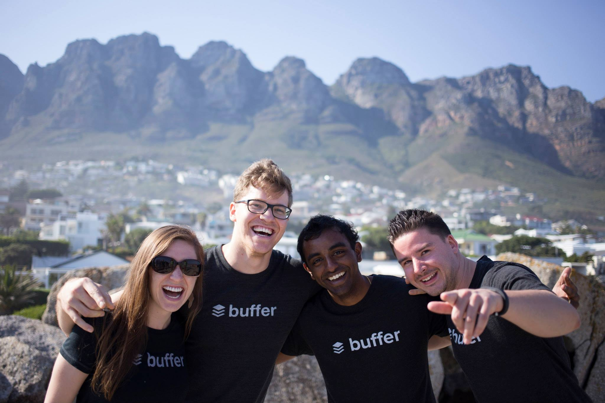 Sunil and the C-suite, South Africa
