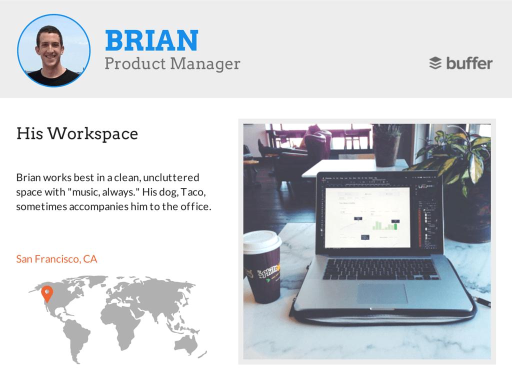 11 Brian workspace