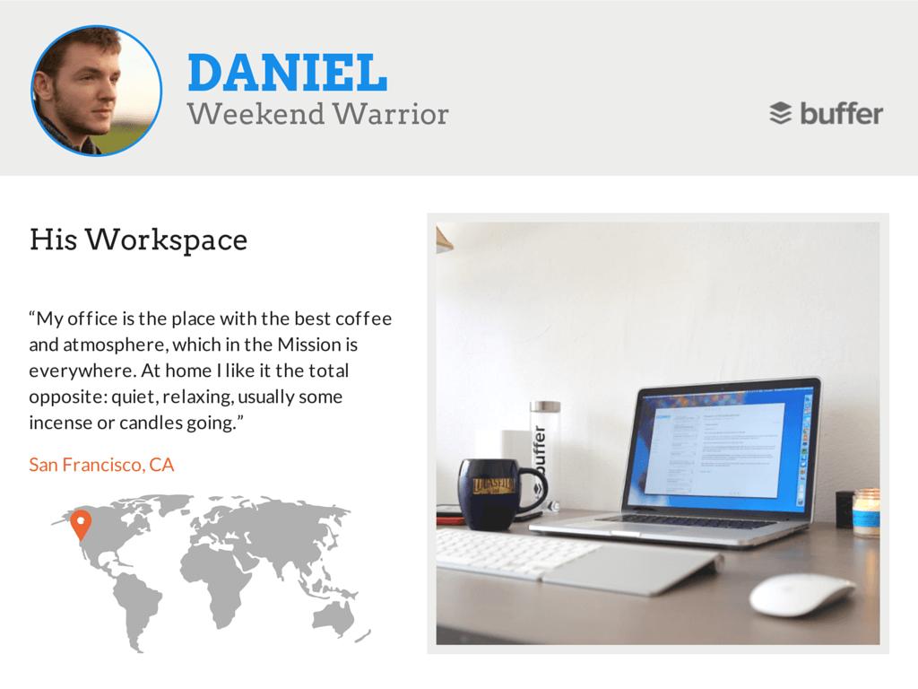 14 Daniel workspace