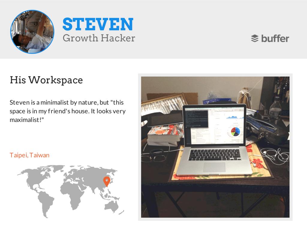 15 Steven workspace