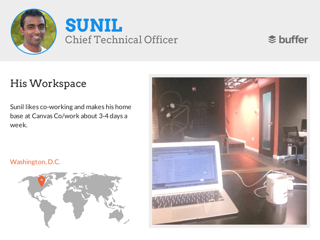 5 Sunil workspace