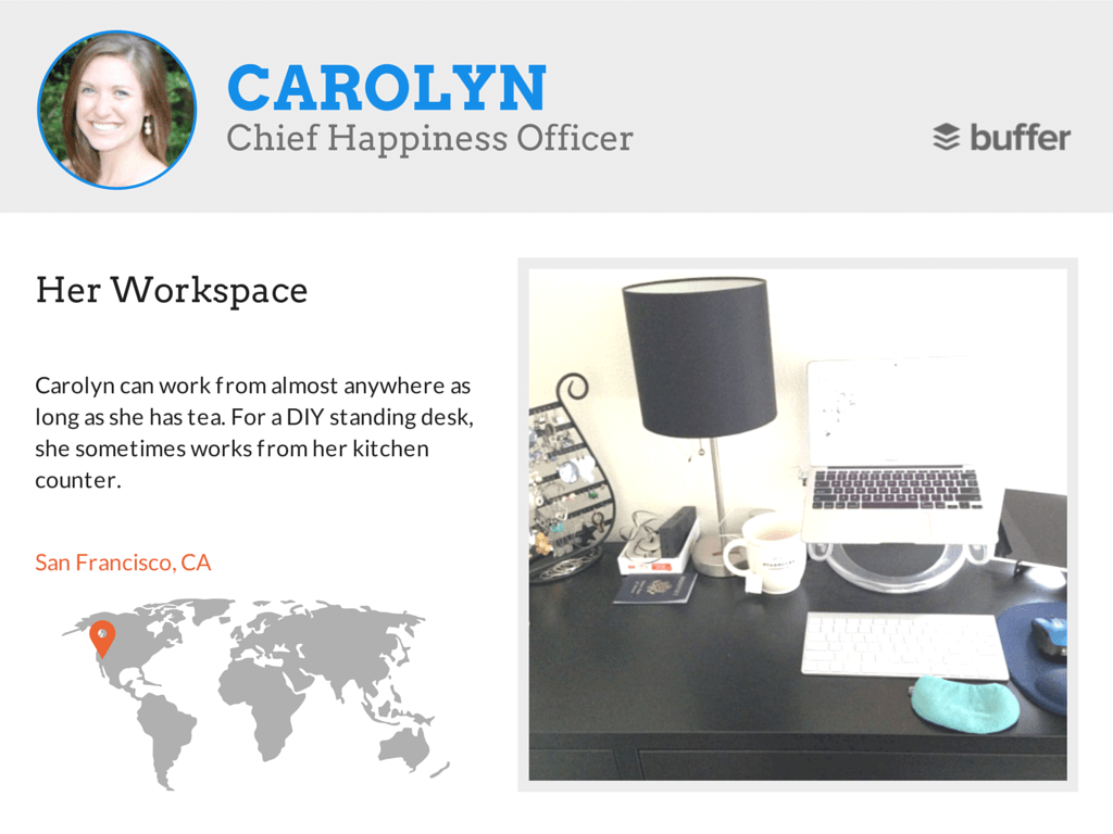 6 Carolyn workspace
