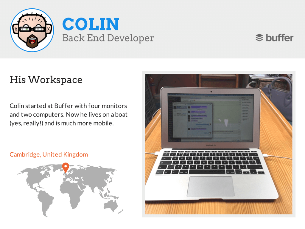 9: Colin workspace