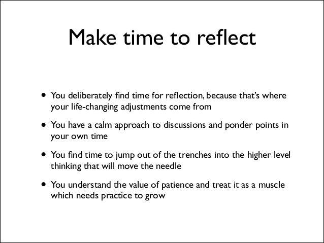 Buffer value 7: reflection