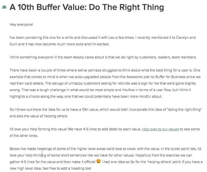 10th value origin