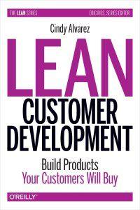 Lean Customer Development book cover