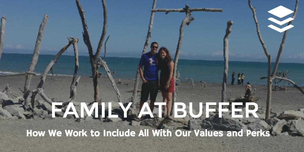 family perks at buffer