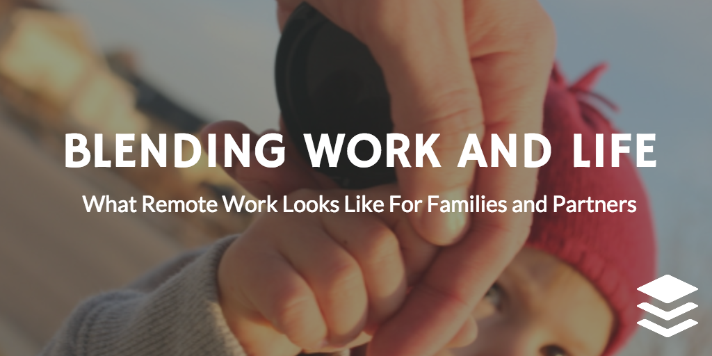 remote work and families