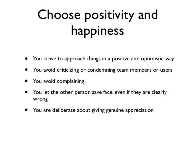 positivity new