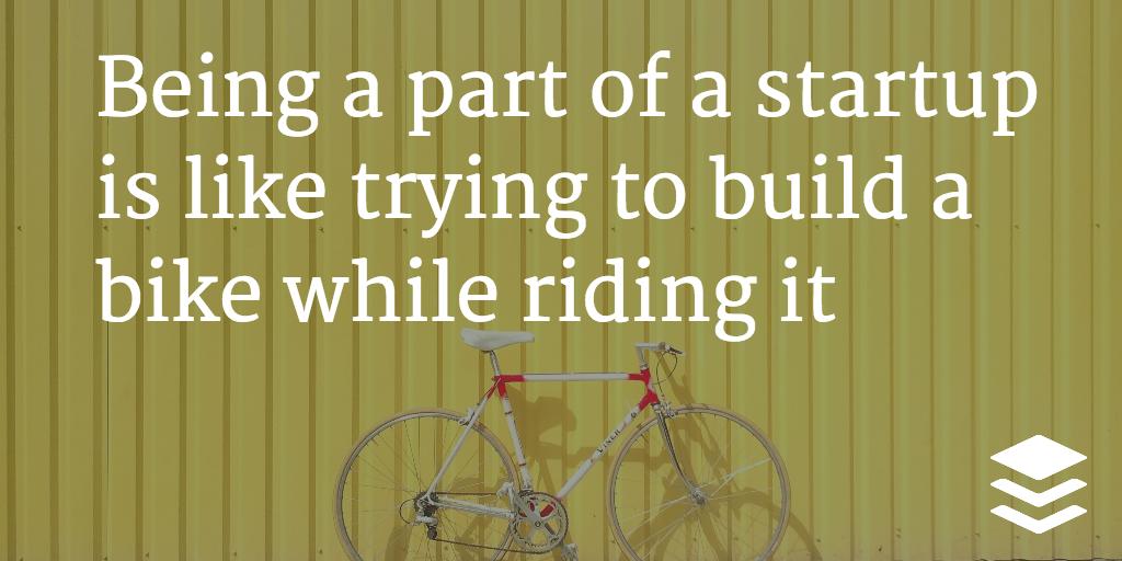 startup bike