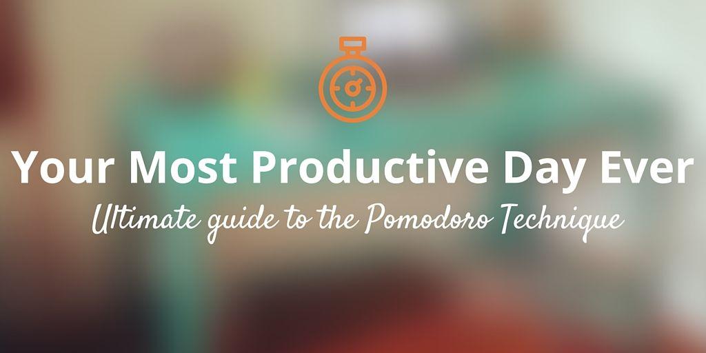 pomodoro guide