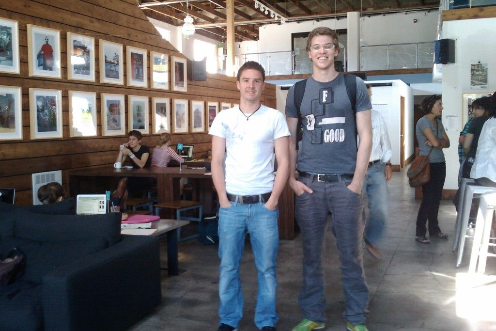 Joel and Leo 2011