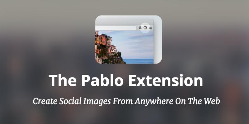 pablo extension