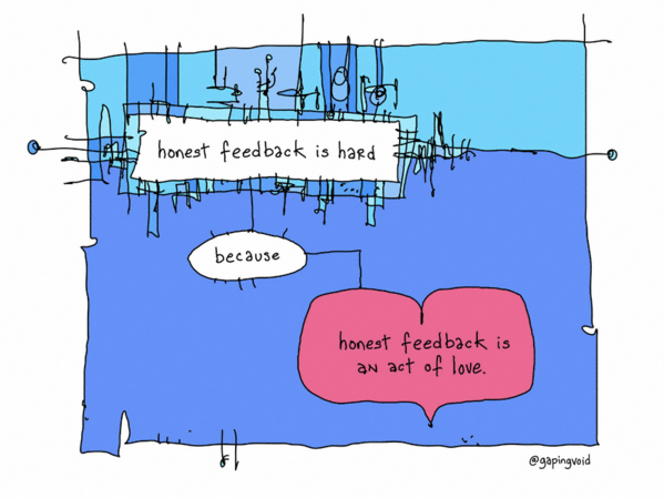 feedback as kindness