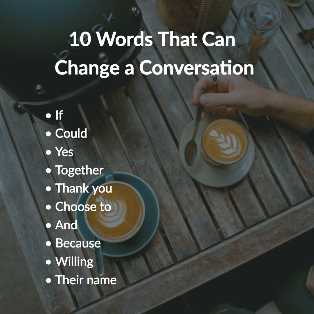10 powerful words