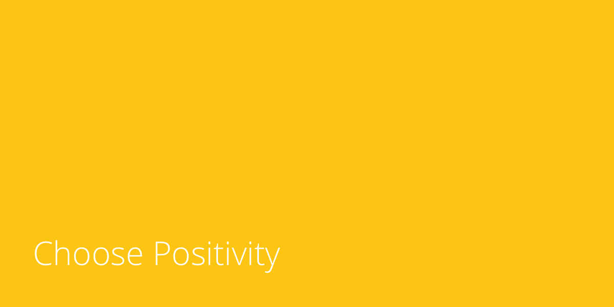 choose-positivity