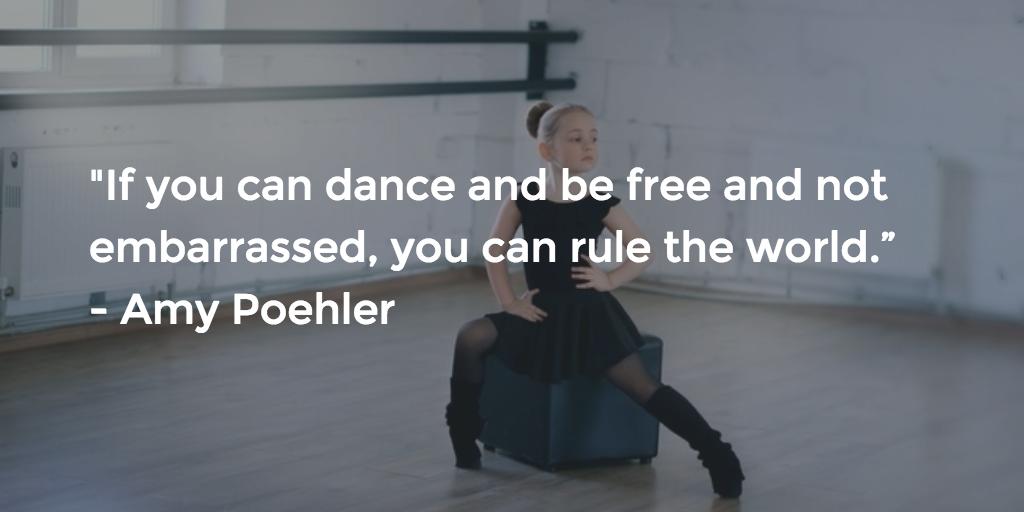 dance Poehler