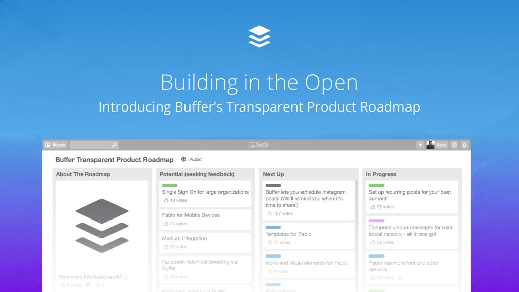 introducing roadmap