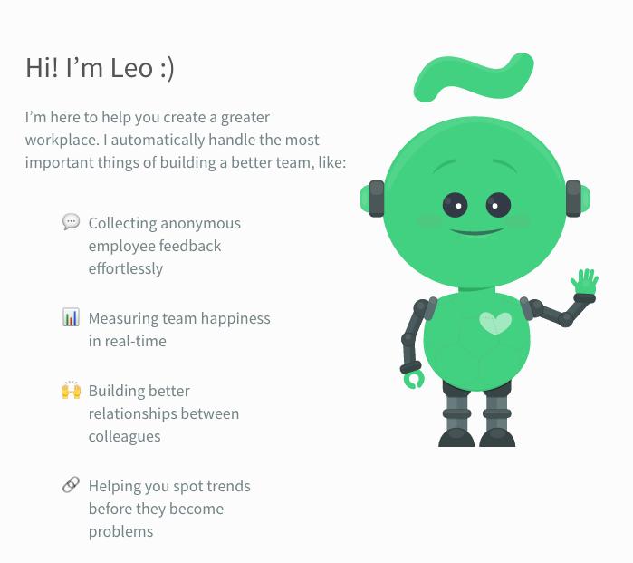 Leo the Slackbot