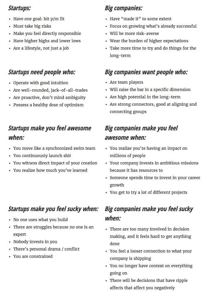 startups vs. scaleups