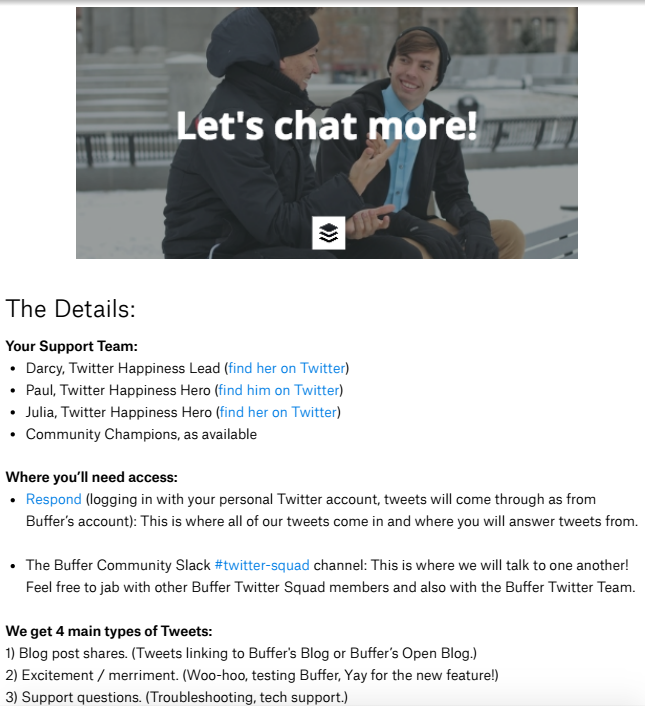 twitter squad details