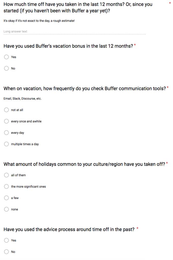 vacation-survey