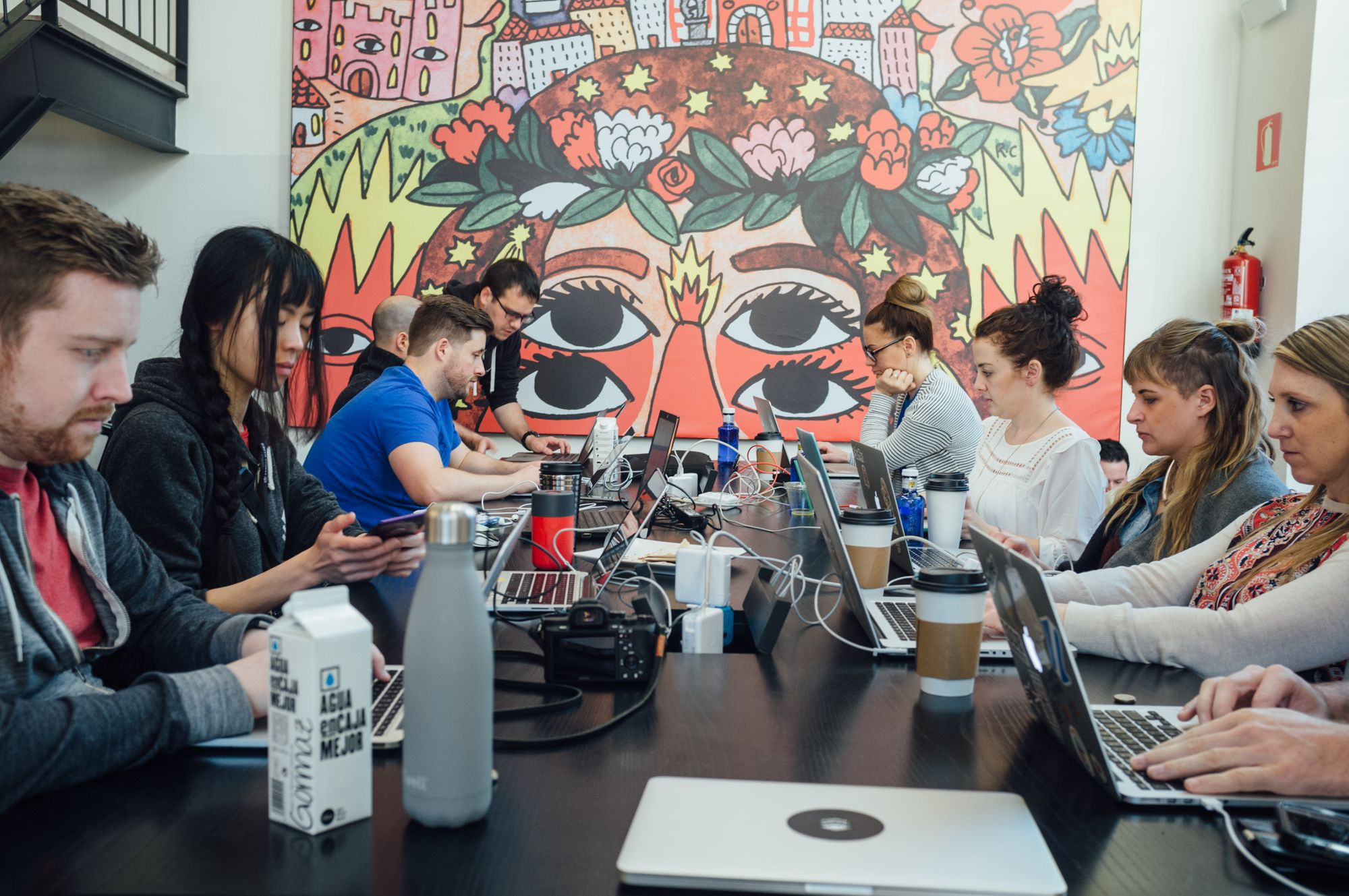 Names changing at Buffer and the science behind it, customer advocates, happiness heroes