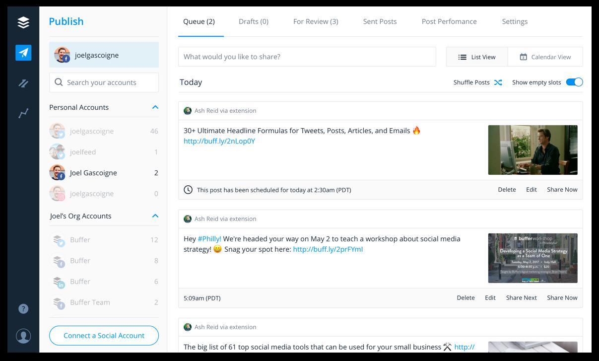names impact customers buffer screenshot future of buffer product vision