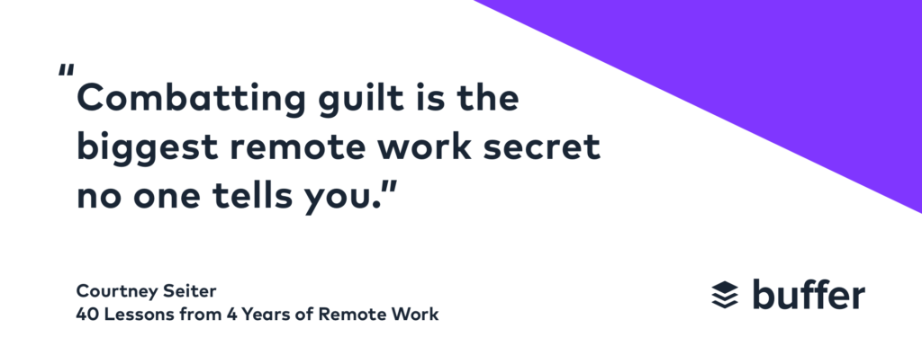 40 Lessons From 4 Years of Remote Work