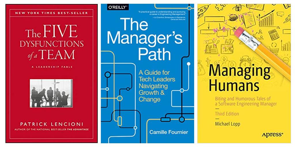 Popular management books